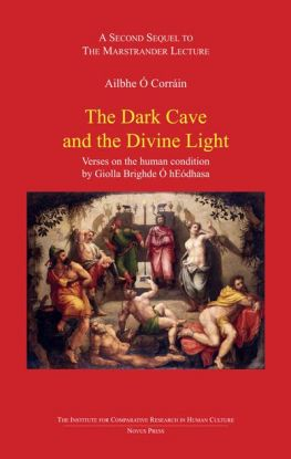 The dark cave and the devine light