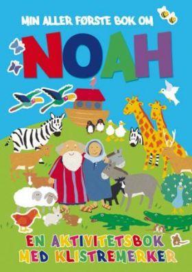 Min aller første bok om Noah