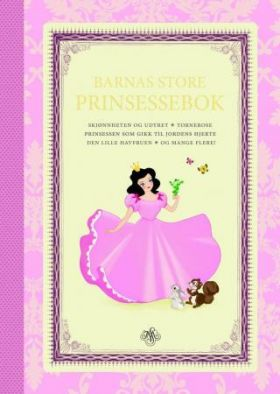 Barnas store prinsessebok