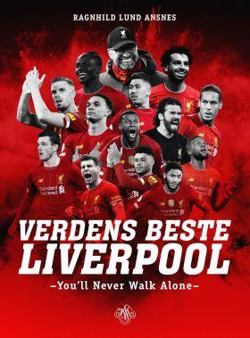 Verdens beste Liverpool - SIGNERT v/nettbestilling