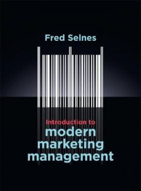 Introduction to modern marketing management