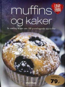 Muffins og kaker