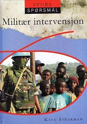 Militær intervensjon