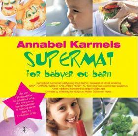 Annabel Karmels supermat for babyer og barn