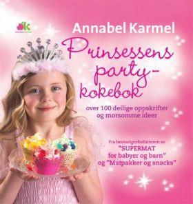 Prinsessens party-kokebok