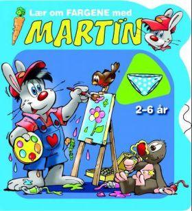Lær om fargene med Martin