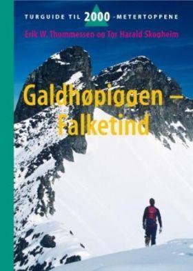 Galdhøpiggen - Falketind
