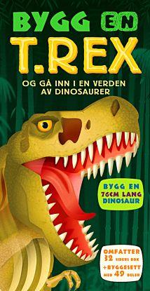 Bygg en t.rex og gå inn i en verden av dinosaurer