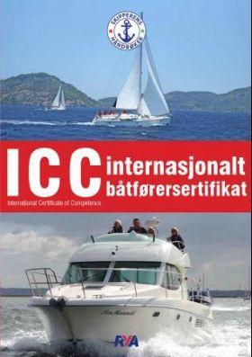 ICC internasjonalt båtførersertifikat