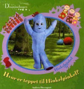 Hvor er teppet til Hinkelpinkel?