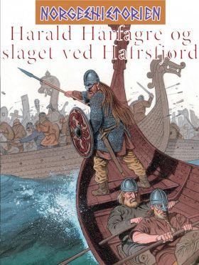 Harald Hårfagre og slaget ved Hafrsfjord