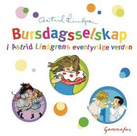 Bursdagsselskap i Astrid Lindgrens eventyrlige verden