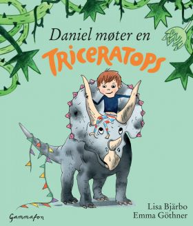 Daniel møter en triceratops
