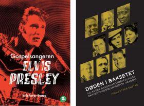 Gospelsangeren Elvis Presley - Døden i baksetet
