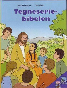 Tegneseriebibelen