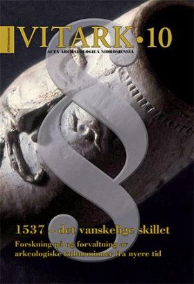 1537 - det vanskelige skillet