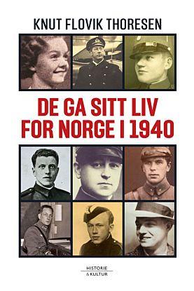 De ga sitt liv for Norge i 1940