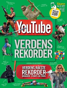 YouTube verdens rekorder