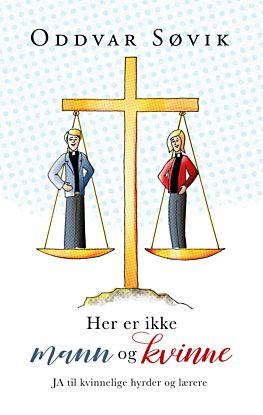 Her er ikke mann og kvinne