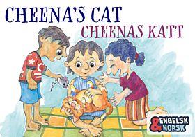 Cheenas katt = Cheena's cat
