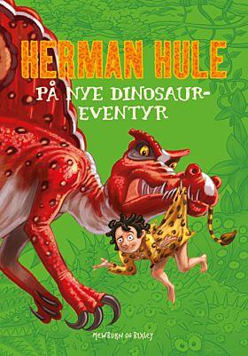 Herman Hule på nye dinosaureventyr