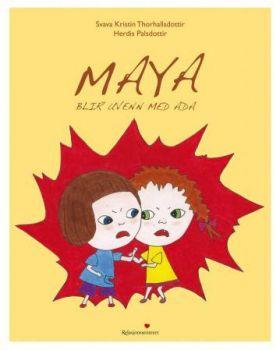 Maya blir uvenn med Ada