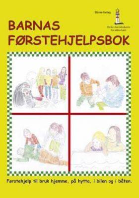 Barnas førstehjelpsbok