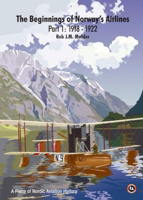The beginnings of Norway's airlines