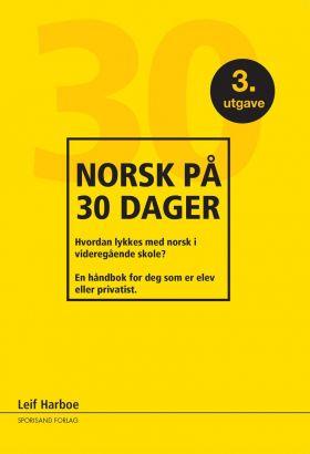 Norsk på 30 dager