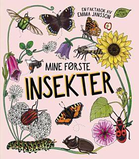 Mine første insekter