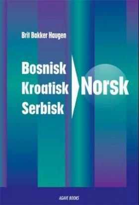 Bosnisk, kroatisk, serbisk, norsk ordbok