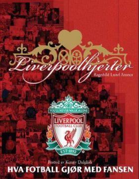 Liverpoolhjerter - SIGNERT ved nettbestilling med hjemsending