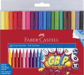Tusj Faber Grip 20 Pk