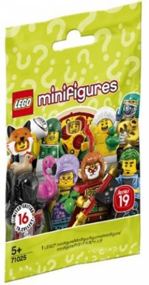 Lego Minifigurer Serie 19 71025