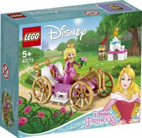 Lego Torneroses Kongelige Vogn 43173