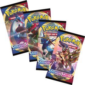 Pokemon Samlekort Sword & Shield 1 Booster