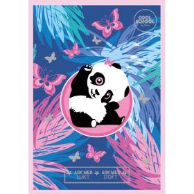 Blokk Med Luktepapir Panda Tinka School