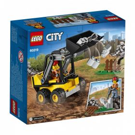 Lego Hjullaster 60219