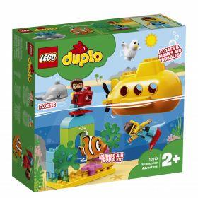 Lego Ubåteventyr 10910