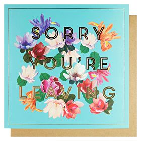Systemkort PC Sorry Youre Leaving Flowers Xl