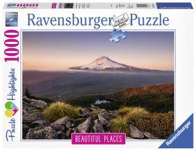 Puslespill 1000 Mount Hood Ravensburger