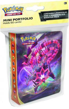 Pokemon Portfolio mini m/samlekort SWSH3