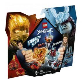 Lego Spinjitzu-Storeslem - Kai Mot Samurai 70684