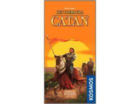 Spill Catan Byer & Riddere Utvidelse For 5 Og 6 Sp