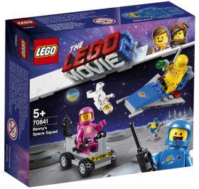 Lego Bennys Spesialenhet I Rommet 70841