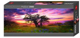 Puslespill 2000 Oak Tree Heye