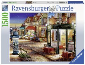Puslespill 1500 Secret Corner Ravensburger
