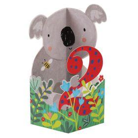 Systemkort PC Age 2 Koala Die Cut