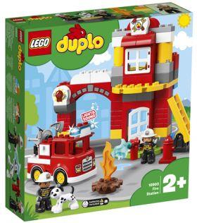 Lego Brannstasjon 10903
