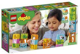 Lego Mitt Første Gøyale Puslespill 10885